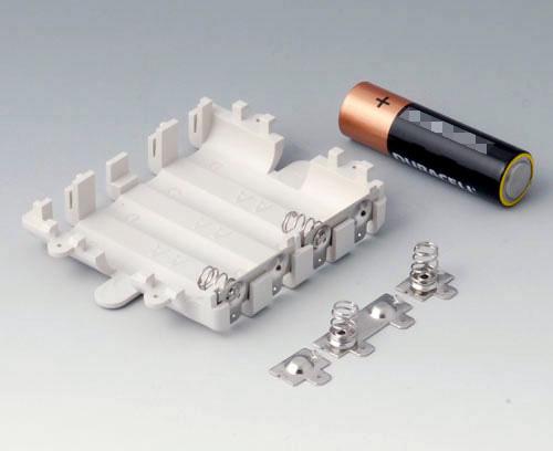 バッテリーコンパートメント GGBO-UM3-4N